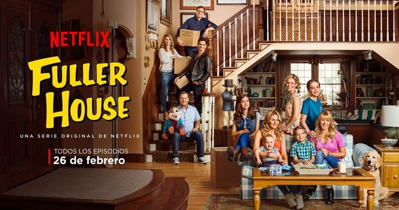 Esto es lo nuevo en Netflix durante febrero de 2016 - fuller-house-netflix