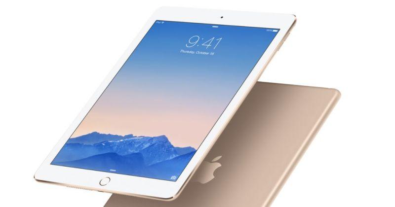 El iPad Air 3 también podría lanzarse en marzo - ipad-air