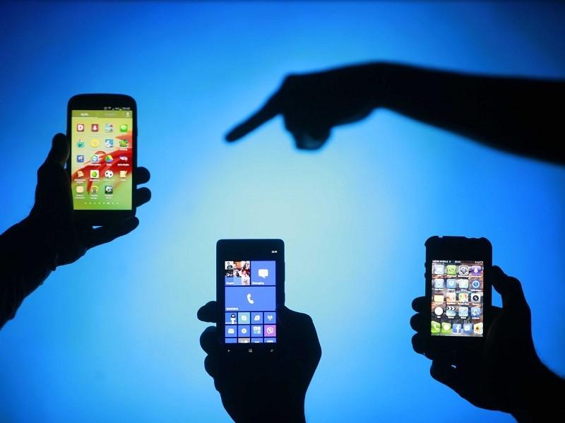 Reporte da a conocer la compañía que más smartphones vende en México - telefonos-inteligentes-800x599