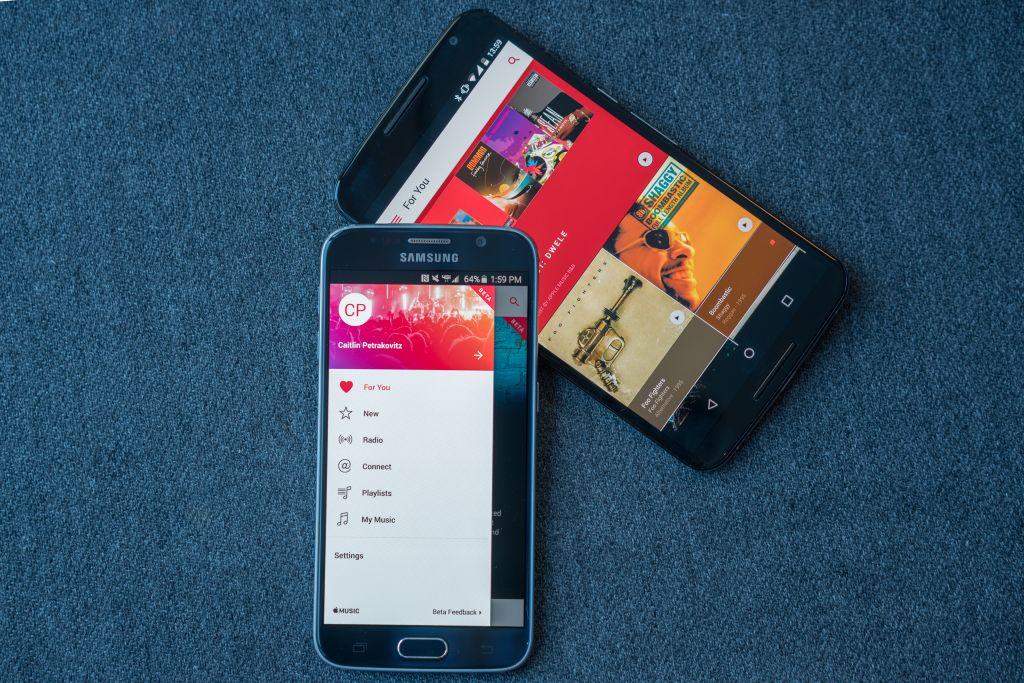 Apple podría lanzar más aplicaciones para Android - apple-music-android-02311