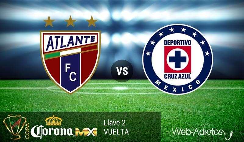 Atlante vs Cruz Azul, Copa MX Clausura 2016 | Vuelta de la Llave 2 - atlante-vs-cruz-azul-copa-mx-clausura-2016-1