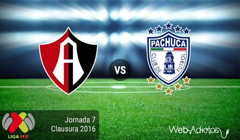 Atlas vs Pachuca, Fecha 7 del Clausura 2016 | Liga MX - atlas-vs-pachuca-clausura-2016