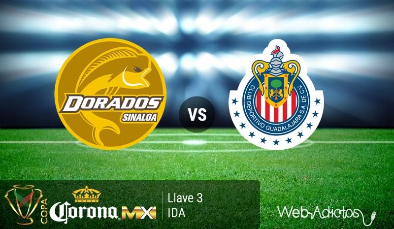 Dorados vs Chivas, Llave 3 de la Copa MX Clausura 2016 - dorados-vs-chivas-en-la-copa-mx-clausura-2016
