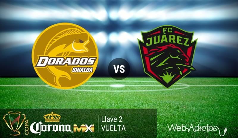 Dorados vs Juárez, Copa MX Clausura 2016 | Llave 2 de vuelta - dorados-vs-juarez-copa-mx-clausura-2016