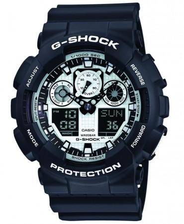 G-SHOCK presenta nuevos modelos en colores monocromáticos - ga-100bw-1a_jf_dr-e1455044767642-370x450