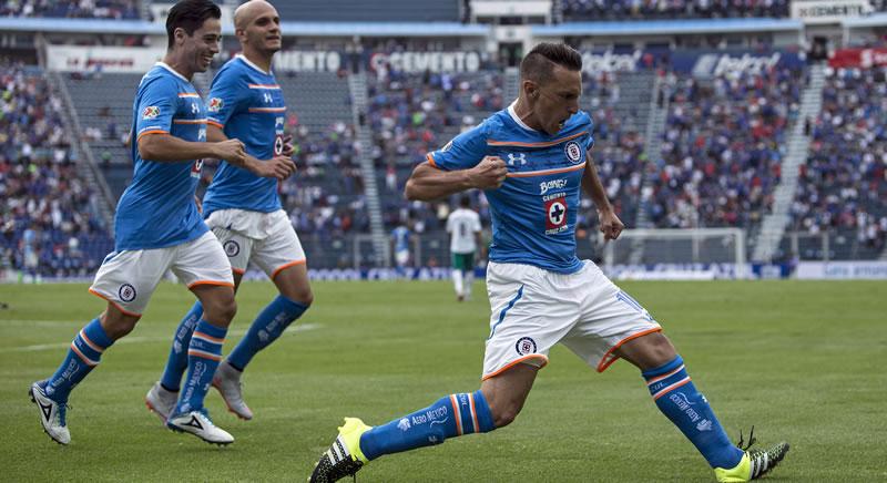 A qué hora juega Cruz Azul vs Monterrey en el Clausura 2016 y en qué canal lo transmiten - horario-cruz-azul-vs-tigres-en-el-clausura-2016