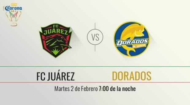 Juárez vs Dorados, Jornada 3 de Copa MX Clausura 2016 - juarez-vs-dorados-por-tdn-en-vivo-copa-mx-clausura-2016