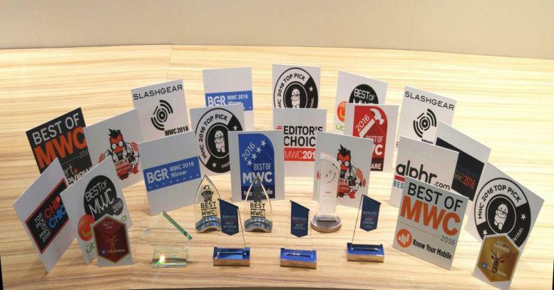 LG G5 & Friends ganan 33 premios en el Mobile World Congress - lg-awards-at-mwc-02