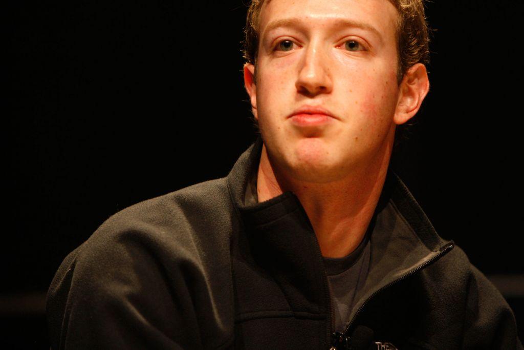 """Mark Zuckerberg """"regaña"""" a ejecutivo de Facebook - mark-zuckerberg"""