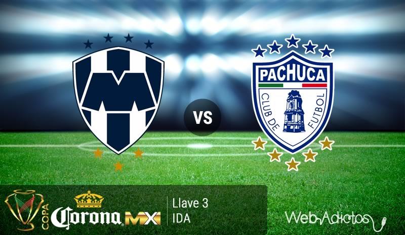 Monterrey vs Pachuca, Llave 3 de Copa MX Clausura 2016 - monterrey-vs-pachuca-en-la-copa-mx-clausura-2016