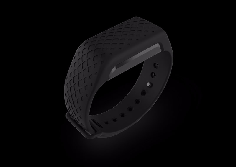 Startup mexicana, diseña pulsera inteligente con múltiples aplicaciones handsfree - pulsera-inteligente-mexicana