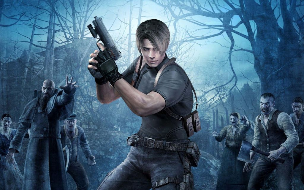 Resident Evil 4, 5 y 6 llegarán para la Xbox One y PS4 - resident_evil_4