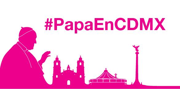 Conoce las rutas del Papa en México y recomendaciones para la ciudadanía - rutas-del-papa-en-mexico