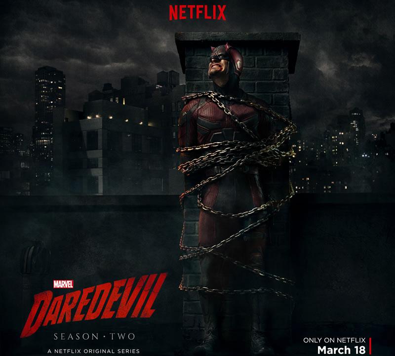 Nuevo trailer de la segunda temporada de Daredevil ¡No te lo pierdas! - segunda-temporada-de-daredevil-trailer