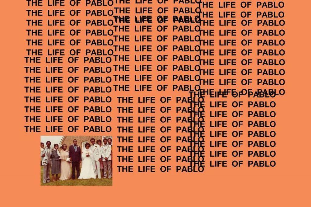 """""""The Life Of Pablo"""" de Kanye West es uno de los discos más pirateados - the-life-of-pablo"""