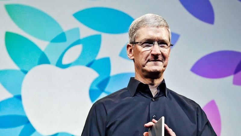 Tim Cook defiende la postura de Apple en caso contra FBI - tim-cook-apple-800x450