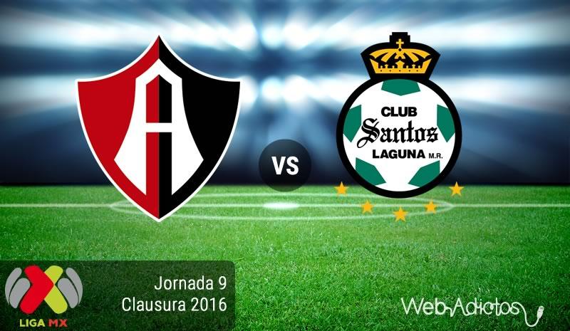 Atlas vs Santos, Fecha 9 del Clausura 2016 | Liga MX - atlas-vs-dorados-en-la-jornada-9-del-clausura-2016