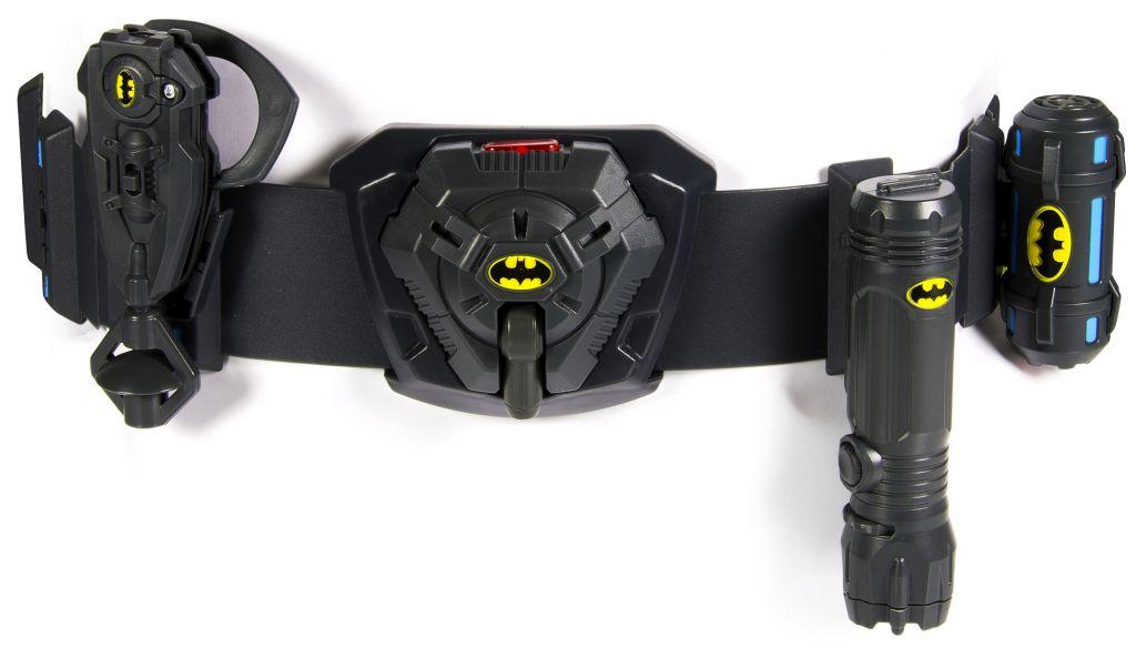 Spin Master presenta nuevos accesorios y juguetes de Batman - baticinturon-micro-set-de-espionaje-spin-master-batman-ultimate-utility-belt