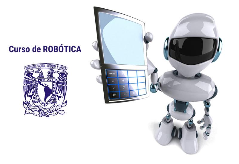 Curso de Robótica por la UNAM este mes de marzo ¡gratis! - curso-de-robotica-unam-gratis