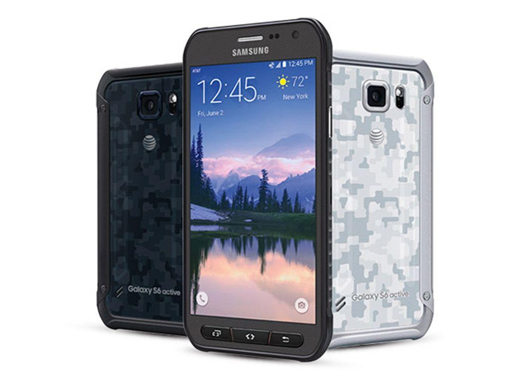 El Samsung Galaxy S7 Active sería una realidad - galaxy-s6-active