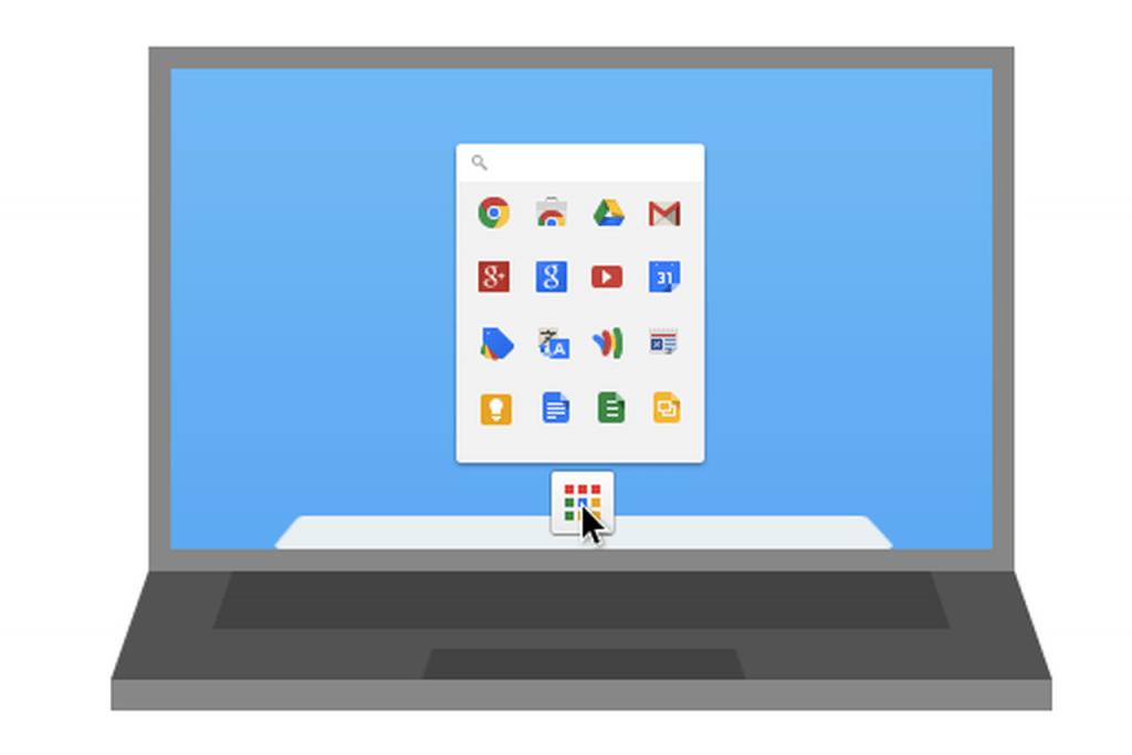 Google Chrome eliminará el lanzador de aplicaciones - google-chrome-laucnher