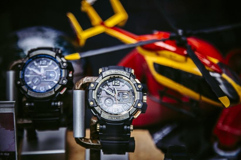 Nueva colección de relojes G-SHOCK que eleva los estándares de resistencia - gravity-master-gpwc2ad1000
