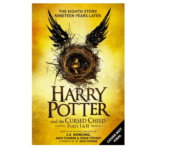 Amazon México anuncia preventa del nuevo libro: Harry Potter y el Niño Maldito - harry-potter-amazon-mexico