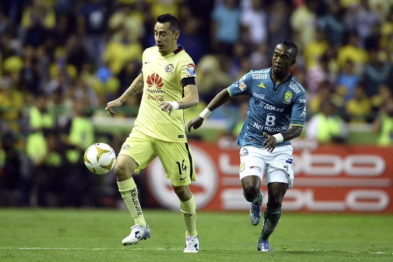 A qué hora juega América vs León en el Clausura 2016 y en qué canal se transmitirá - horario-america-vs-leon-en-el-clausura-2016