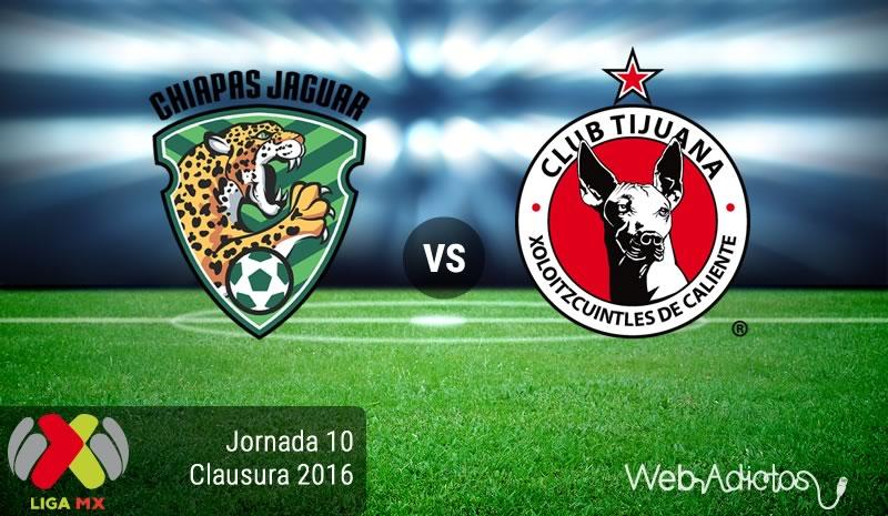 Jaguares vs Tijuana, Jornada 10 del Clausura 2016   Liga MX - jaguares-vs-tijuana-en-la-jornada-10-del-clausura-2016