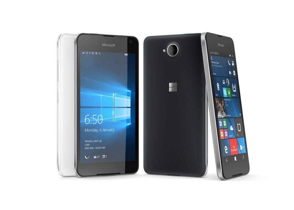 El Lumia 650 llegó a México; diseño y productividad juntos en un smartphone - lumia650