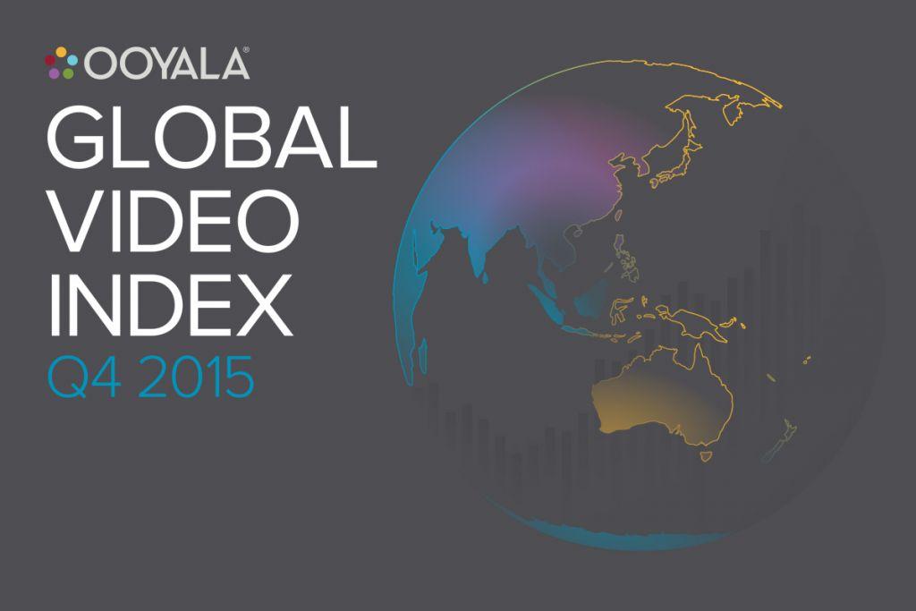 La visualización de vídeo desde dispositivos móviles sigue en imparable crecimiento - ooyala-global-video-index-q4-2015