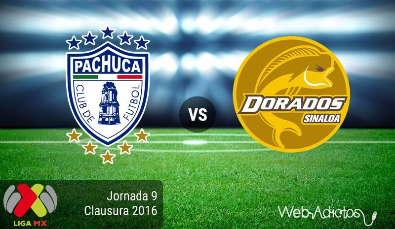 Pachuca vs Dorados, Jornada 9 del Clausura 2016 | Liga MX - pachuca-vs-dorados-en-la-jornada-9-del-clausura-2016