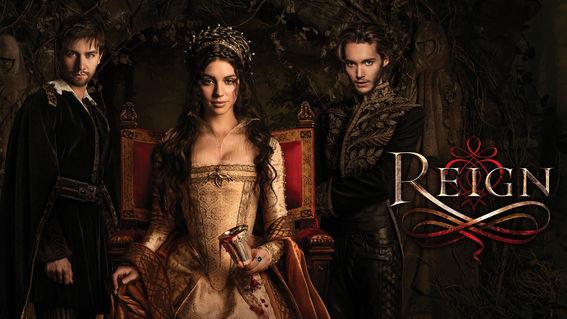 Series de estreno en Netflix durante abril de 2016 - reign
