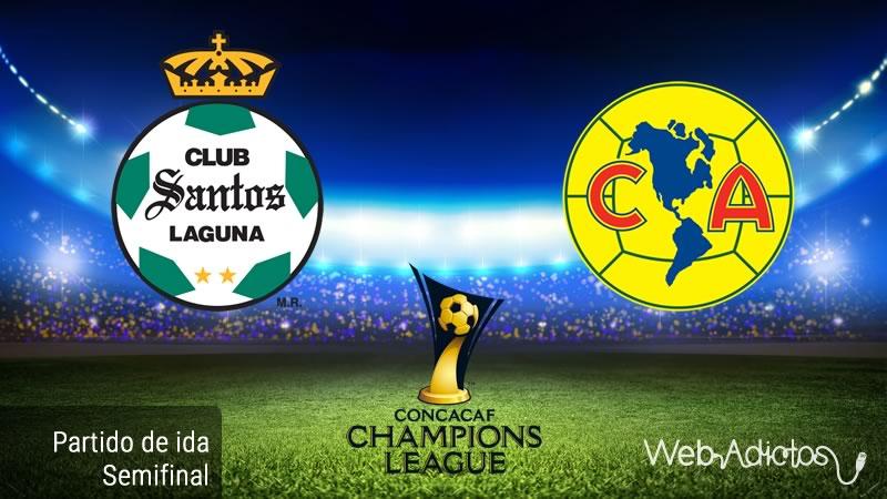 Santos vs América, Semifinal de Concachampions 2016   Resultado: 0 - 0 - santos-vs-america-semifinal-de-concachampions-2016