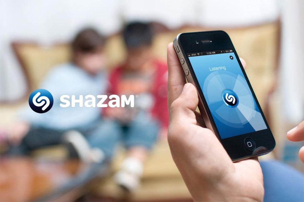 Shazam para iOS obtiene mayor integración con Apple Music - shazam