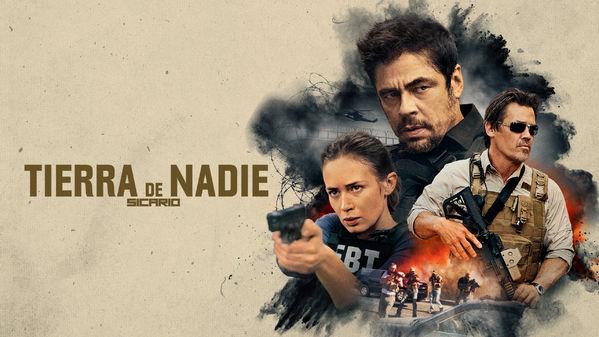 Películas de estreno en Netflix durante abril de 2016 - sicario-tierra-de-nadie