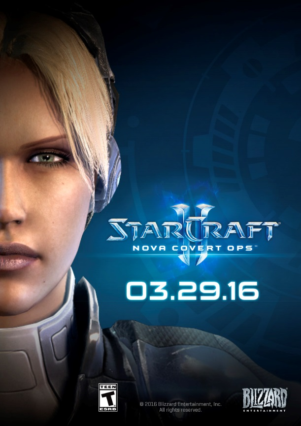 Primer episodio de Nova: Operaciones Encubiertas del universo de StarCraft II - universo-de-starcraft-ii