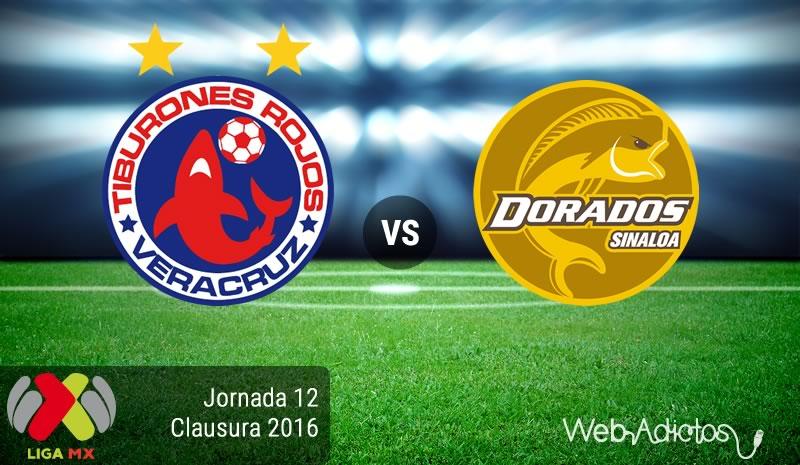 Veracruz vs Dorados, Fecha 12 del Clausura 2016 | Resultado: 0-0 - veracruz-vs-dorados-jornada-12-del-clausura-2016