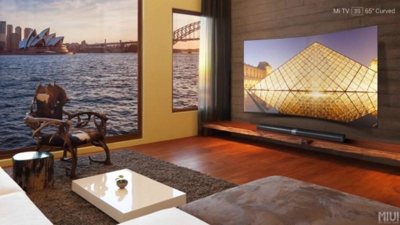 Xiaomi presenta sus televisores Mi TV 3S - xiaomi-mi-tv-3s-840x473