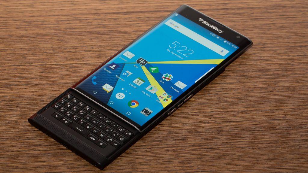 BlackBerry lanzaría dos nuevos móviles Android este año - blackberry-android