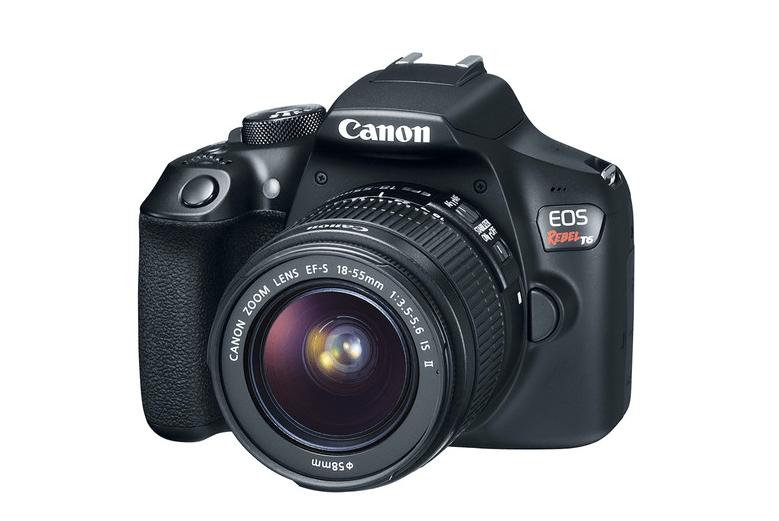 Nueva Cámara DSLR EOS Rebel T6 de Canon, podrás compartir momentos al instante - canon-dslr-eos-rebel-t6
