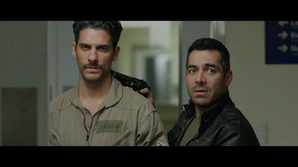 La película Compadres se mantiene en el top ten de taquilla en México - erick-elias-y-omar-chaparro-santos-y-garza-compadres