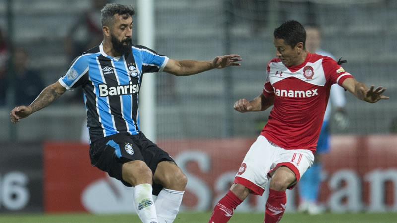 A qué hora juega Gremio vs Toluca en la Libertadores 2016 y en qué canal - horario-gremio-vs-toluca-copa-libertadores-2016