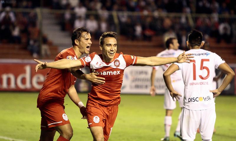 A qué hora juega Toluca vs LDU Quito en la Libertadores 2016 y en qué canal se transmite - horario-toluca-vs-ldu-quito-libertadores-2016