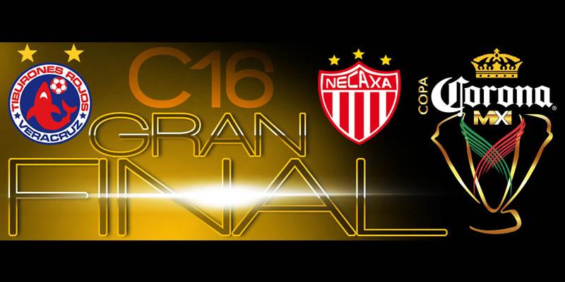 A qué hora juegan Veracruz vs Necaxa la final de Copa MX C2016 y en qué canal lo pasan - horario-veacruz-vs-necaxa-final-de-copa-mx-clausura-2016
