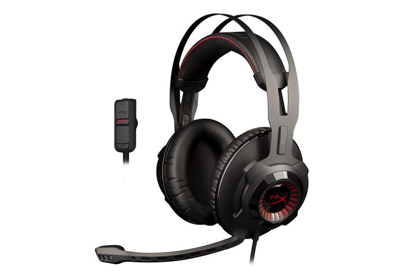 Los audífonos Cloud Revolver de HyperX son presentados ¡Su realismo de sonido te sumerge en los juegos! - hyperx-cloud-revolver