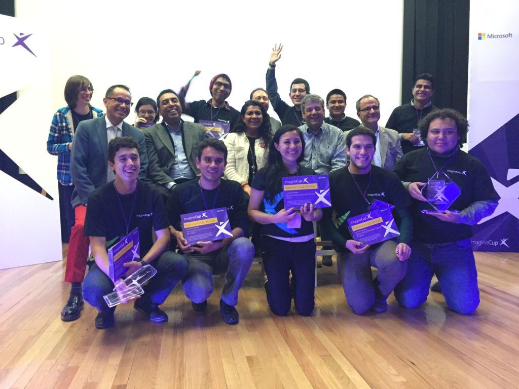 Estudiantes mexicanos demuestran sus habilidades tecnológicas en Imagine Cup 2016 - imagine-cup-2016