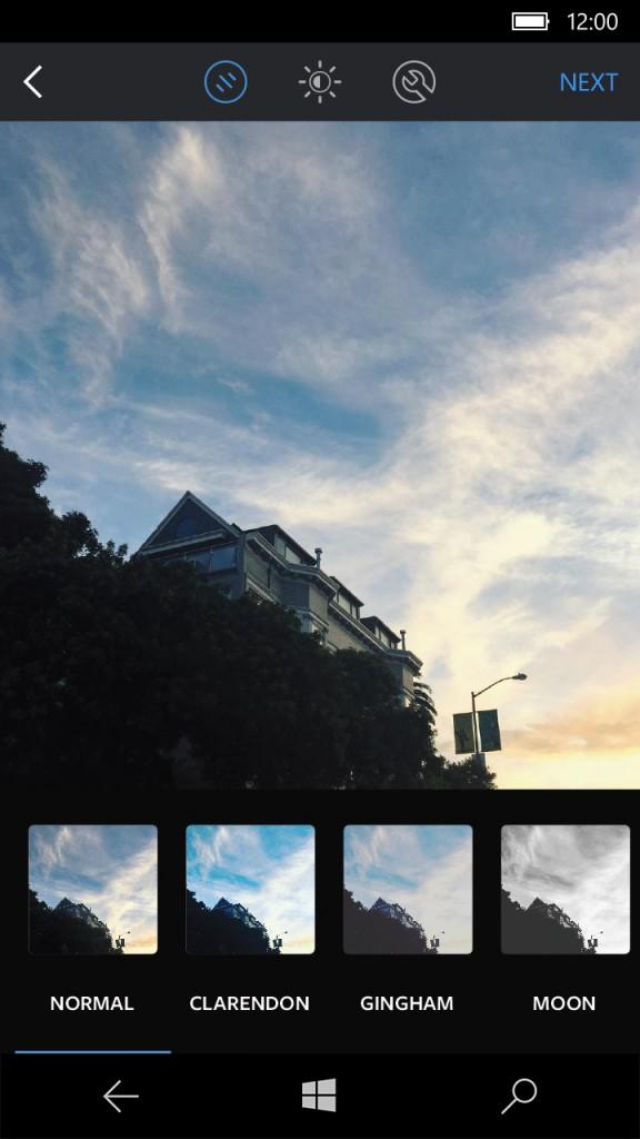 Facebook, Messenger e Instagram llegan a Windows 10 - instagram-windows-10
