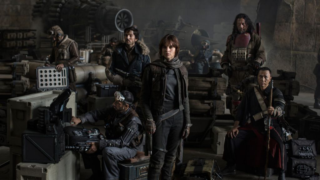 "Primer trailer de ""Rogue One: A Star Wars Story"" - rogue-one"