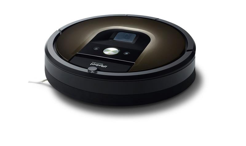 Roomba 980, el nuevo robot aspiradora llegó a México - roomba-980-robot-aspiradora-1